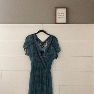 Anthropologie Ella Moss dress